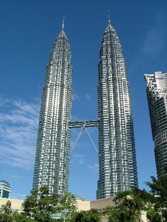 PARKROYAL Kuala Lumpur: Petronas Towers