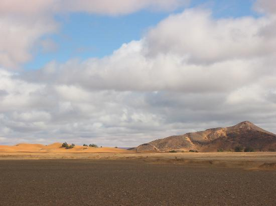 Fès, Marocko: Sahara