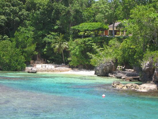 Oracabessa, Jamaica: flemming property with private beach