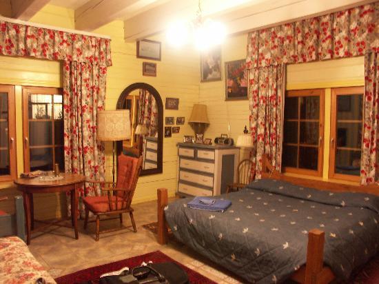 Homestay  Riga: notre chambre