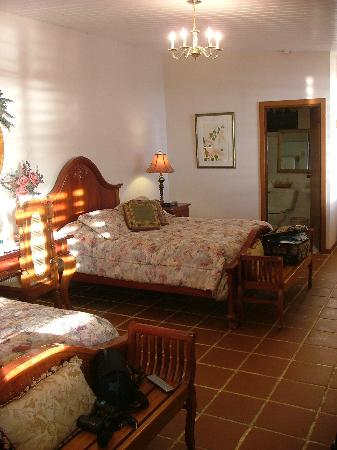Grand Bahia Ocean View Hotel: Bright Cheery Room