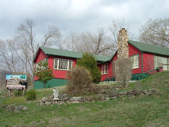 Gaskins Cabin Steakhouse: Gaskins Cabin