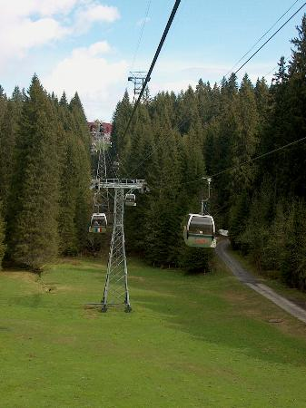 Cable Cars to Mount Titlis