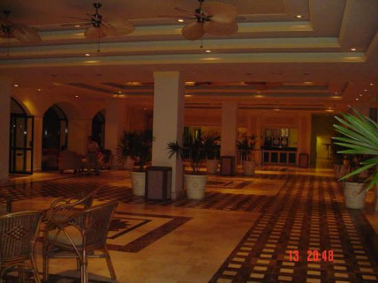 Club Maeva Tampico Miramar: the lobby