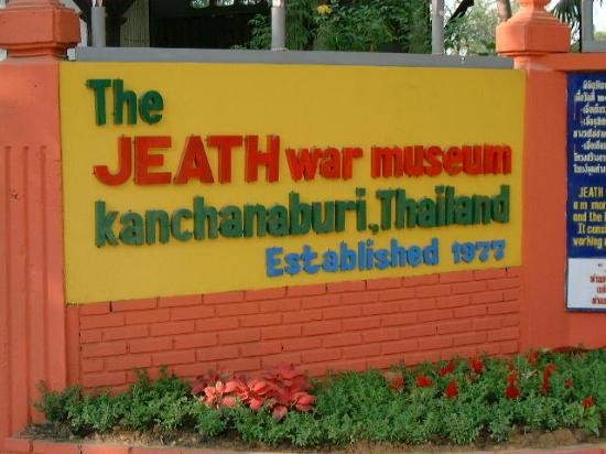 Bridge Over the River Kwai : JEATH Museum