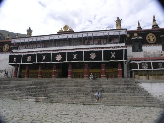 Kloster Drepung