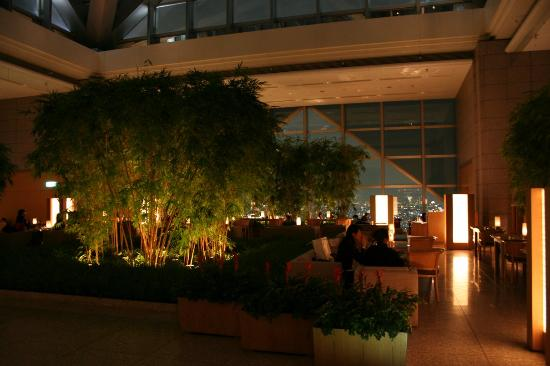 Park Hyatt Tokyo : Lobby Bar