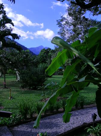 La Ceiba, Honduras: View from the lodge veranda