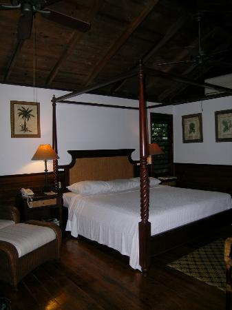 La Ceiba, Honduras: Bedroom