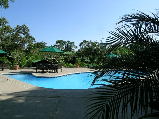 The Lodge at Pico Bonito: Pool