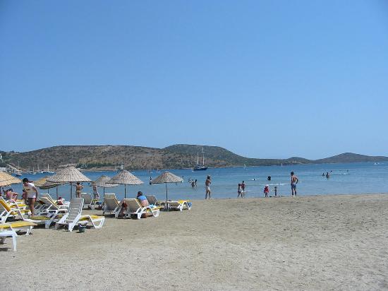 Hotel Hazal: bitez beach