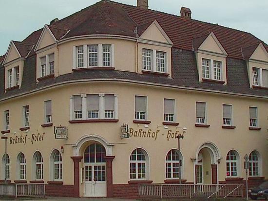 Bahnhof-Hotel Saarlouis: (geben Sie hier Ihre Beschreibung ein)
