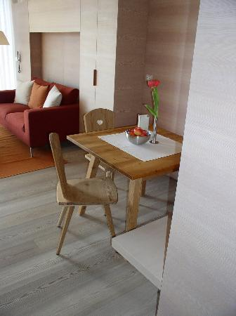 Hotel Pergola Residence: Dining area