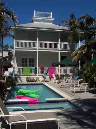 Bahama Gardens: The Main House