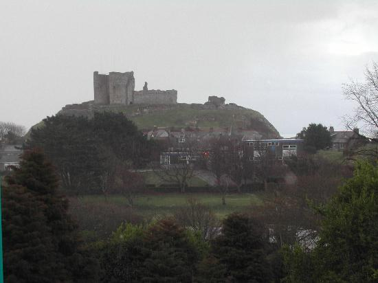 Criccieth, UK: view from room
