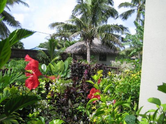 Sea Change Villas: Garden