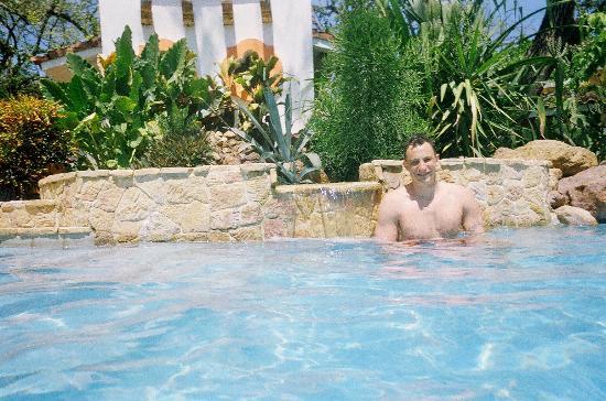 Villas Kalimba: a serene private pool