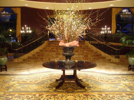 Omni San Francisco Hotel: Beautiful Lobby
