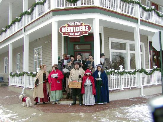 Belvidere Hotel: Holidays