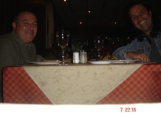 Hotel El Conquistador : Restaurant