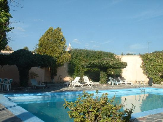 Posada de la Aldea: View of the pool area