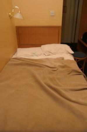 Quality Crown Hyde Park: Das Mini-Bett