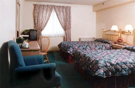 Travelodge Suites New Glasgow: Room # 339
