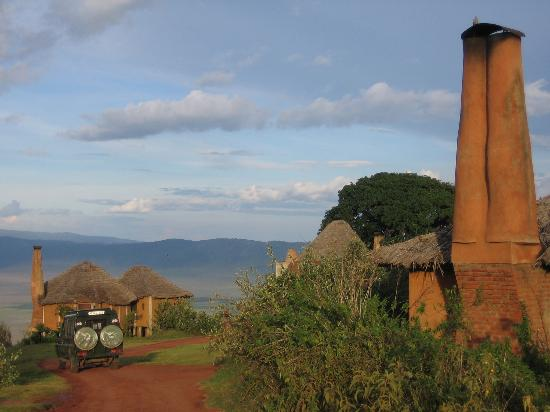 andBeyond Ngorongoro Crater Lodge: crater lodge ngorongoro
