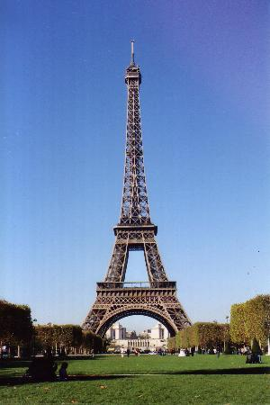 Hotel du Champ de Mars: You're literally a few short blocks from this!