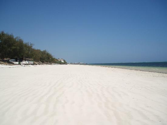 Nyali International Beach Hotel: The Stunning Beach