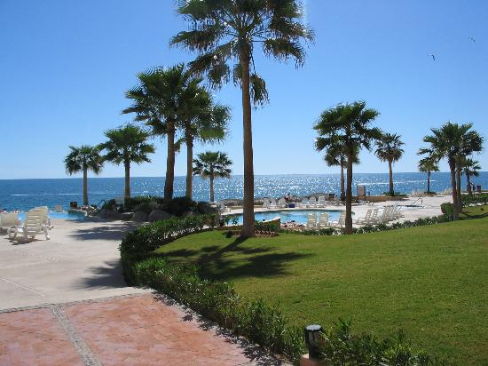 Sonoran Sea Resort: Out by the pool