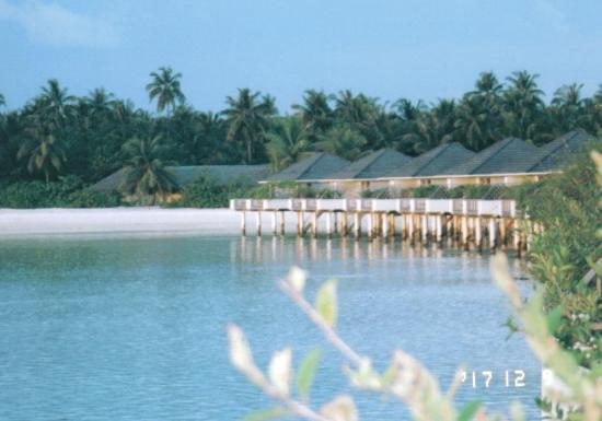 Zuid Ari Atoll: water bungalows