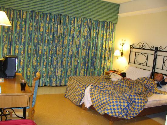 Ramla Bay Resort: Ramla Bay- Double Room