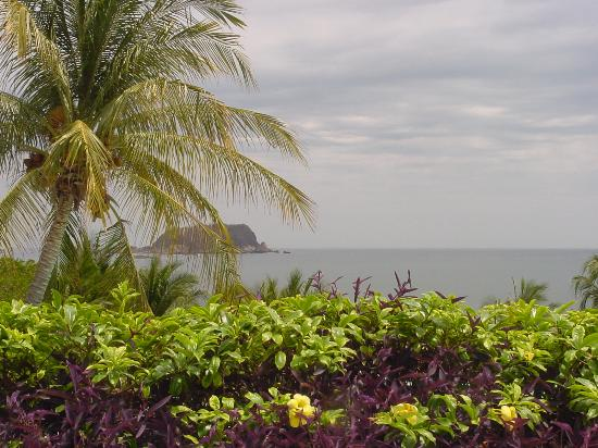 Quinta Real Huatulco: View from the room