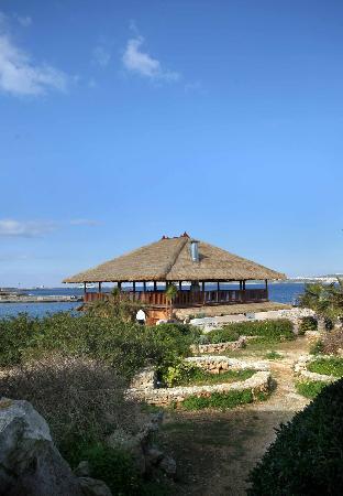 Ramla Bay Resort: Alang Alang Restaurant