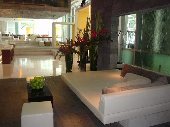 W Mexico City : Lobby