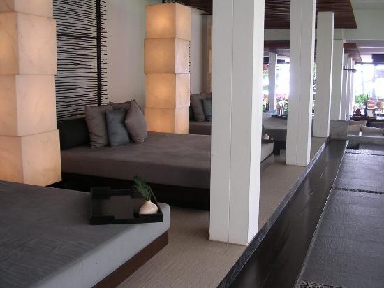 Amari Koh Samui: Comfy King Size Beds in Bar C