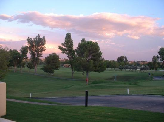 Omni Tucson National Resort : View from our room