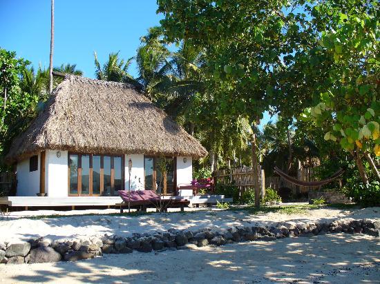 Navutu Stars Fiji Hotel & Resort: Our bure!