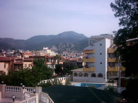 Solaris Apartments: view from our apartment