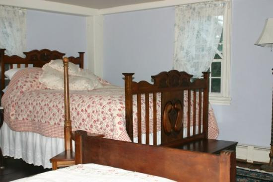 Bed and Breakfast at Taylor's Corner: Blue Room