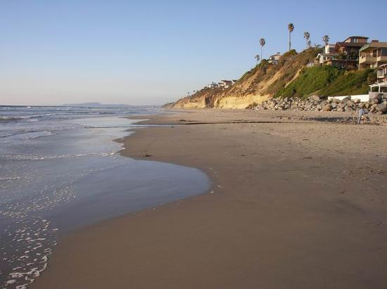 Encinitas, Californien: Moonlight Beach