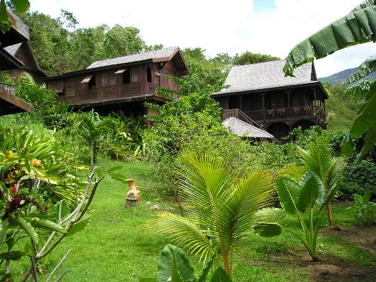 Trois Rivieres, Guadeloupe: Tainos Cottages
