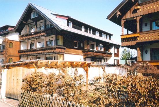 Hotel Garni Bergidyll: Hotel Bergidyll