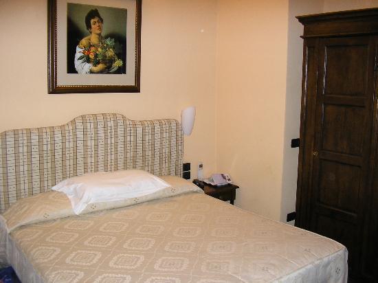 Hotel Caravaggio: room102