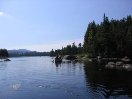 Elk Lake Lodge Photo
