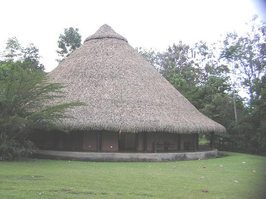 Sarapiquis Rainforest Lodge: One of the Room Structures