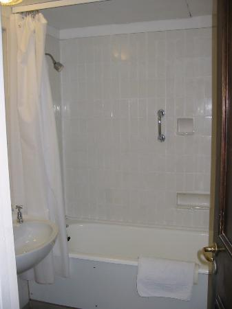 Grosvenor House Hotel: bathroom