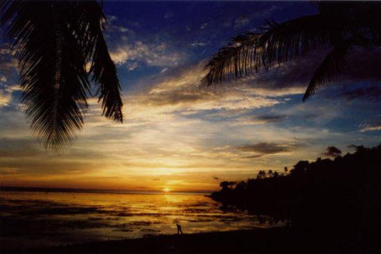 Leyte Island, Filippine: Agta Beach, Biliran