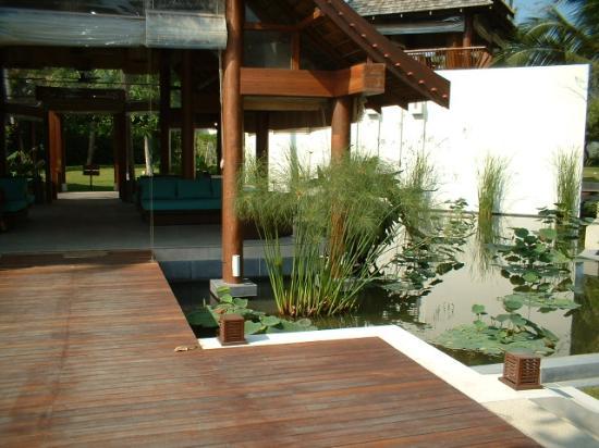 SALA Samui Choengmon Beach Resort: Hotel Reception